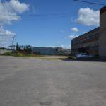 Парковка и территория